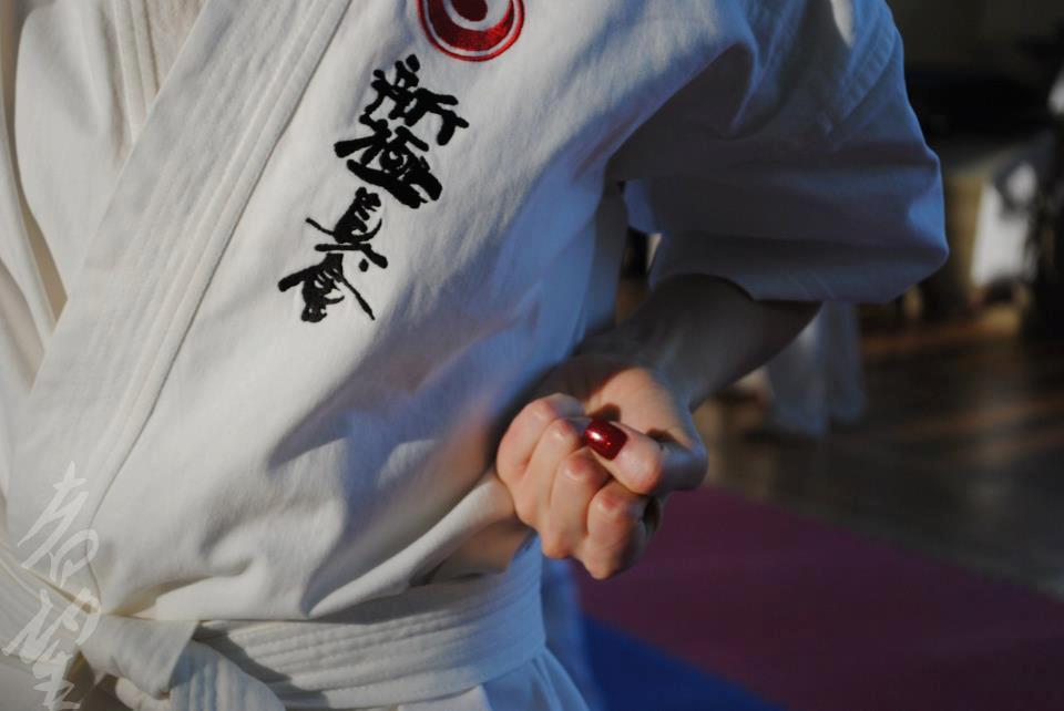 Znalezione obrazy dla zapytania karate zagrożenia duchowe